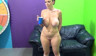 Big tit MILF Sara Jay has a marathon fuck with her tattooed honey
