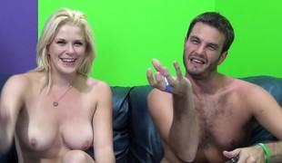virkelighet blonde hardcore blowjob onani sædsprut leketøy