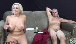 blonde milf store pupper pornostjerne ass