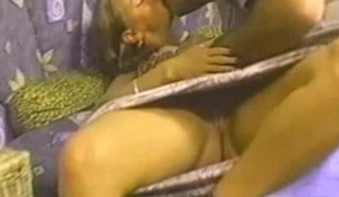 Riding a sexy man's schlong is all a naughty chick wants to do