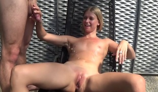 amatør barbert blonde ass små pupper fetish tysk hd rett