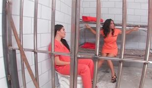 Amazing pornstars London Keyes and Jessica Bangkok in fabulous blowjob, dildos/toys xxx scene