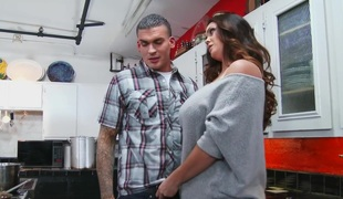 Alison Tyler & Clover in My Wife Discharged Ally
