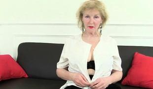 brunette blonde strømper fingring hd brystvorter
