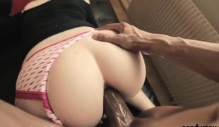 anal hardcore ass interracial stor kuk