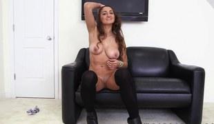 Tiffany Wells new pornstar down to fuck