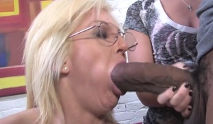 hardcore milf interracial