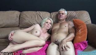 babe blonde pornostjerne onani fingring ass