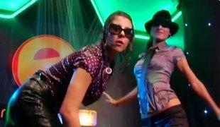 virkelighet lesbisk strømper fest fishnet glamor