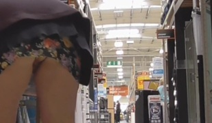 Crotchless panties - shopping once more