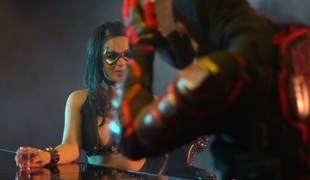 Awesome cosplay fuck session for sexually excited Nekane Pleasant