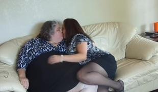 lesbisk moden bbw hd rett
