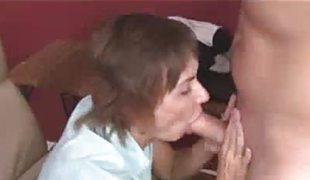 milf blowjob sædsprut