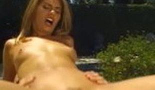 Incredible pornstar in mad small tits, cumshots sex video