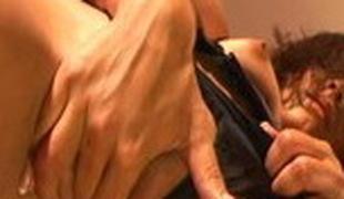 Incredible pornstar Crissy Moon in best fetish, brunette sex scene