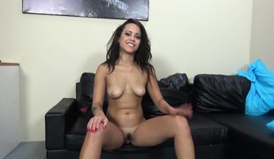 Mia Austin has a black bull giving her the deep pounding this babe deserves