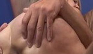 Fabulous pornstar Erica Lauren in crazy cumshots, golden-haired adult scene