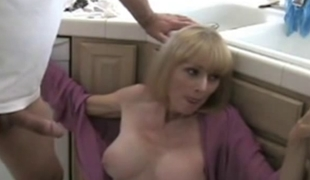 Taboo 1st meeting and Mama discovered my porn