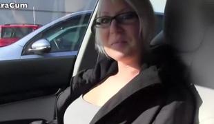 amatør synspunkt blonde store pupper blowjob facial ass tysk hd rett