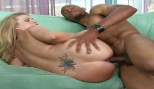 BrokenTeens Dumb Blonde Drilled the Way She