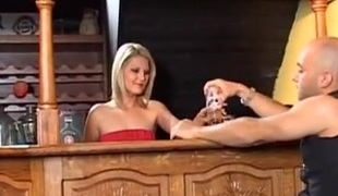 european blonde hardcore blowjob sædsprut facial små pupper stor kuk svelge
