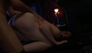 Stoya gets her love aperture screwed by James Deen