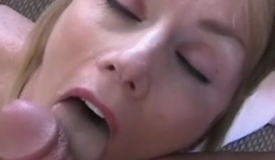 Making Grandma Suck The Rod