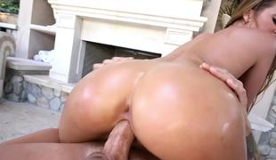 Big arse Abby Cross is at her hottest fucking outdoors