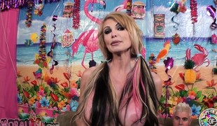 Breasty mature Taylor Wane is still a hot fuck and good cocksucker