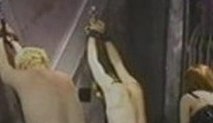 Fabulous pornstar in crazy group sex, fetish sex movie