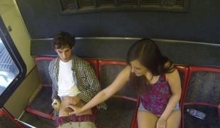 vakker tenåring små pupper ass virkelighet offentlig voyeur blowjob handjob ridning
