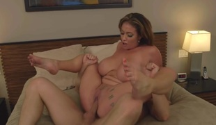 Eva Notty & Danny Wylde in My Friends Hot Mama