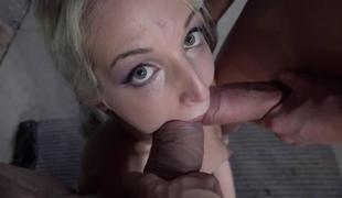 babe blonde hardcore gruppesex sucking