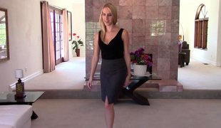 Adorable wife can't live without her naughty life
