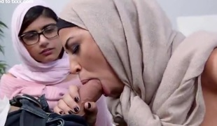 Mia Khalifa And Mom