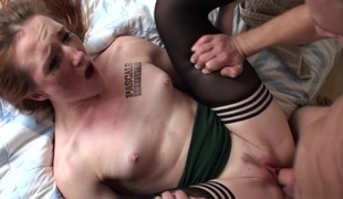 Pascal Orders Sabrina Jay To Be Submissive - PascalSsubsluts