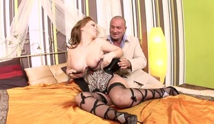 Gina Gain is a cheating slut with a slut demeanor