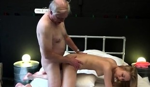 Large darksome old cock xxx But that babe is not having it!