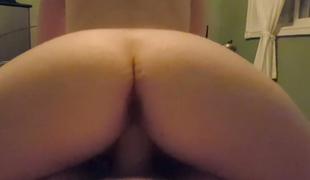 ridning ass kone