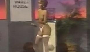store pupper strømper offentlig striptease mykporno