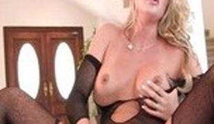 Exotic pornstar Samantha Saint in crazy fetish, masturbation xxx movie scene