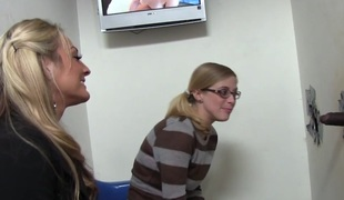 Mama Sindy Lange and Penny Pax at the BBC Magnificence Hole