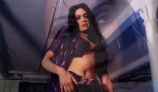 Fucking hot Indian babe Miya Rai gets her twat rammed hard