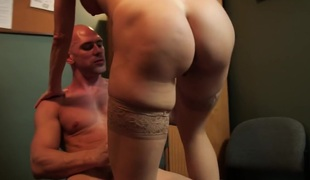 Brandi Love & Johnny Sins in Naughty Office