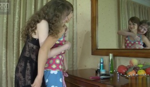 GirlsForMatures Clip: Leila and Laura C
