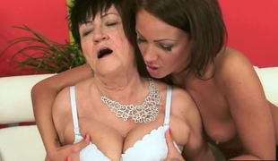 Nia Black And Anastasia Tempting To Sin