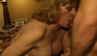 Perverted aged housewives swap partners and have a fun outstanding pleasure