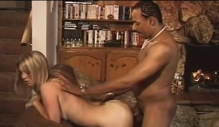 blonde hardcore milf blowjob slem interracial svart trekant doggystyle