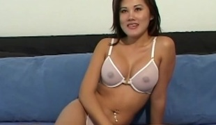 solo thong asiatisk BH