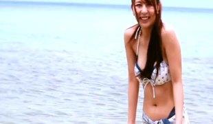 virkelighet hardcore utendørs asiatisk bikini japansk